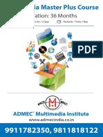 Advance Multimedia Diploma Course