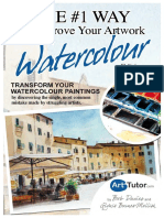 The Way to Improve Your Artwork Watercolour