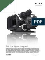 F65 Camera CameraPDF