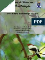 Aula 2 Breve Histria Da Ornitologia Brasileira