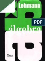 Álgebra - Lehmann Charles