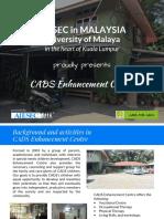 CADS Enhancement Centre (CEC).Pptx