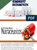 Nutraceuticos treinamento