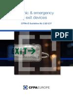CFPA E Guideline No 2 2013 F