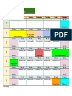 Project Daily Schedule - Read_Care for CADS (June 2017)