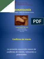 Clase 1 - Neonatologia