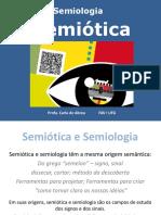 semiotica - semiologias