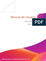 Spanish Manual for ECG_6010 V1.1-20140108