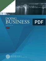 2015 MLGTS Doing Business Angola