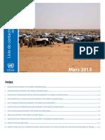 Liste de Contacts Humanitaires_Niger_Mars 2015