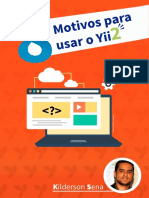 8 Motivos Para Usar o Yii2 Framework