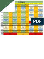 Class Schedule Module 4 V1