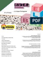 Língua Portuguesa - 4º Ano