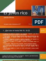 Lectio Divina-El Joven Rico