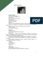 FERNANDEZ MENDIETA Oscar Felipe