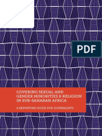 FINAL LGBTQI Religion Africa Reporting Guide