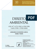 Direito Ambiental - Princípios - Competências Constitucionais