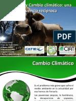 Ganadería y cambio climático