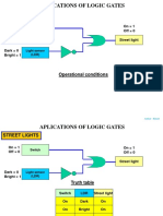 25.APPLICATION OF LOGIC GATES.ppt