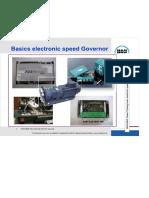 Basics Electronic Governors
