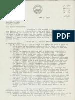 Alford Carleton to W. G. Grenslade, 25 May 1948