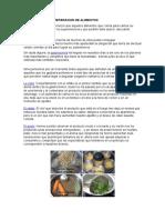 Las Tecnicas de Preparacion de Alimentos