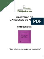 Mision en La Iglesia