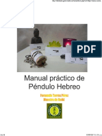 Manual de Pendulo Hebreo Inicial