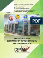Manual Del Aplicativo CEPLAN POI 2018 SEG