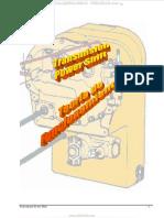 Manual Transmision Powershift Maquinaria Pesada Partes Estructura Componentes Mecanismos Funcionamiento
