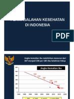Permasalahan Kesmas Di Indonesia_ Sekjen IAKMI 2010