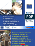 Estado Nutricional Colombia-Documento FAO