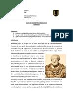 Guía de Filosofía y Psicología 4º Medio