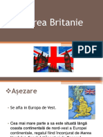 Marea Britanie proiect