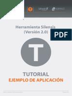 Ejemplo de Aplicacion Silensis
