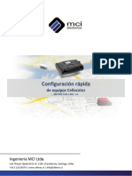 Configuration Ceollocator