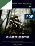 Catalogo Produtos Imbel Set 2016