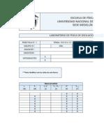 Hoja de cálculo para la práctica de Oscilaciones de Péndulo Simple.xlsx