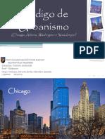 Código de Urbanismo - Chicago, Atlanta, Whashington e Nova Iorque