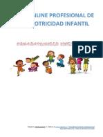 Curso Online Profesional de Psicomotricidad Infantil Tema 2 y 3