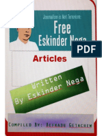 Eskinder Nega_s Articles