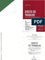 Direito do Trabalho para concursos de Analista do TRT e do MPU - Henrique Correia- 2015.pdf