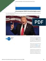 Trump Elimina El Plan Migratorio ' DACA' de Barack Obama _ Mundo _ Peru21