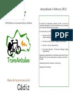 Rutas bici cádiz