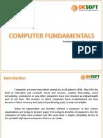 OKSoft Computer Basics