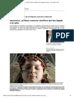 Neuromitos, Las Falsas Creencias Científicas Que Han Llegado a Las Aulas - Universidad de Chile