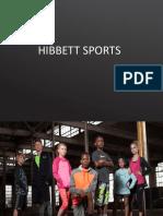 Hibbett Roadshow - Q417