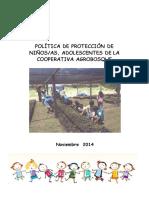 Politica Proteccion Infantil Agrobosque