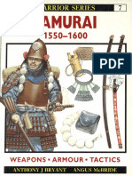 WAR 007 - Samurai 1550-1600 - Weapons Armour Tactics.pdf