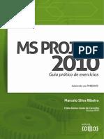 MSProject 2010 - Guia de Prático de Exercícios